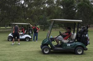 2010 Conference Golf